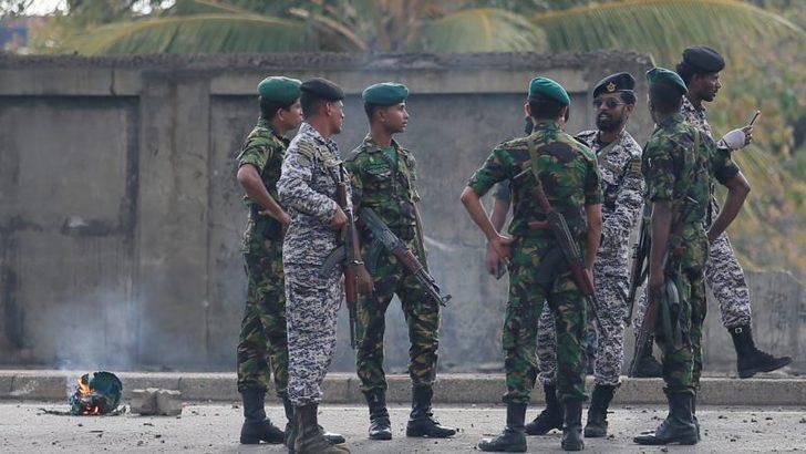 'Sri Lanka'daki Saldırıların Sorumlusu Muhtemelen Cihatçılar'