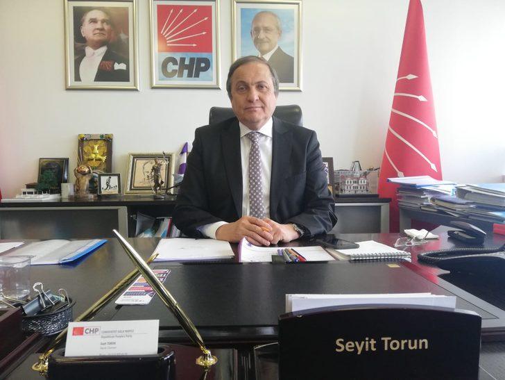 CHP'li Torun: İmamoğlu, Sayın Genel Başkanın iradesiyle aday olmuştur