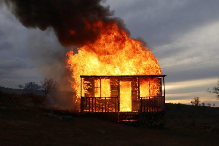Hercai dizisine kulübe yangını sahnesi damga vuracak!