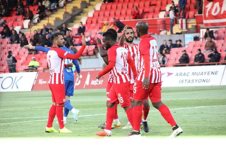 Balıkesir Baltok 7 - 1 Kardemir Karabükspor (Spor Toto 1. Lig)