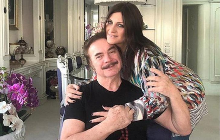 Sibel Can'dan Orhan Gencebay paylaşımı! 'Canım benim'