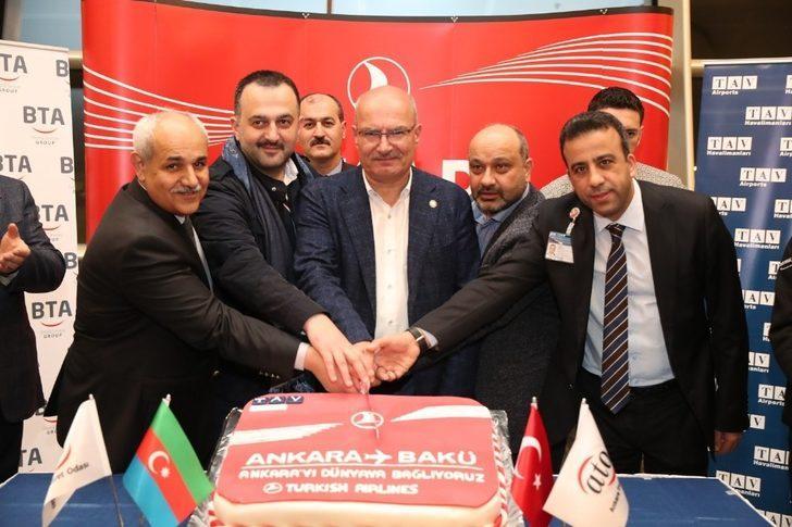"""ATO Başkanı Baran: """"Ankara, Anadolu'nun dünyaya, dünyanın da Anadolu'ya açılan kapısı olacak"""""""