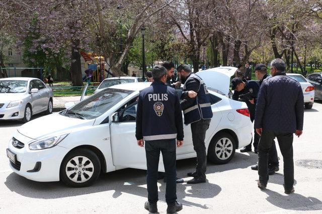 Emniyet ve jandarmadan 81 ilde uygulama, 1452 kişi yakalandı