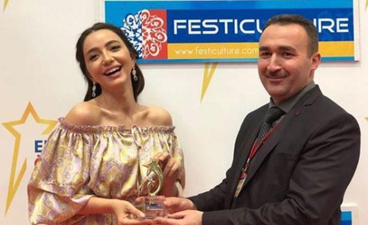 Fransa'da 2 Türk oyuncuya ödül!