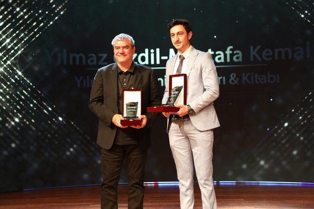 'İKÜ Kariyer Onursal Ödülleri' sahiplerini buldu