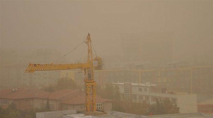 Meteoroloji'den son hava durumu tahmini uyarısı! (İstanbul'da toz taşınımı bekleniyor)
