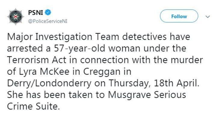 'Yeni IRA' sorumluluğu üstlenip, öldürülen gazetecinin ailesinden özür diledi
