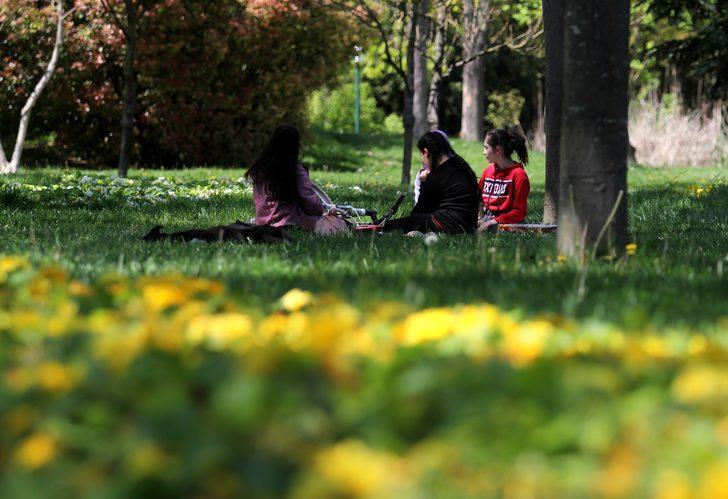 Bursa'da bahar coşkusu!