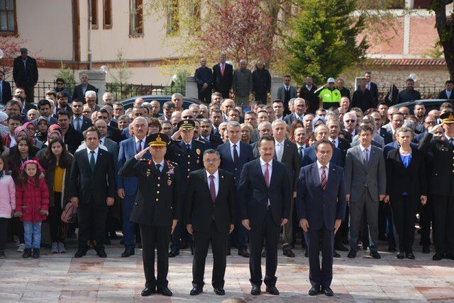 Eskişehir, Bilecik ve Kütahya'da 23 Nisan coşkusu