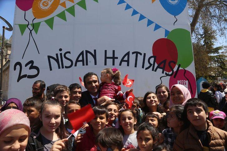 """Karaman Belediyesinden """"Çocuk Şenliği ve Bilim Fuarı"""""""