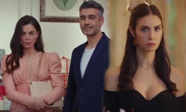 Kadın'da Pırıl, Sarp ve Şirin'in fotoğraflarını Bahar'a gönderdi! Kadın dizisi 59. son bölüm izle!