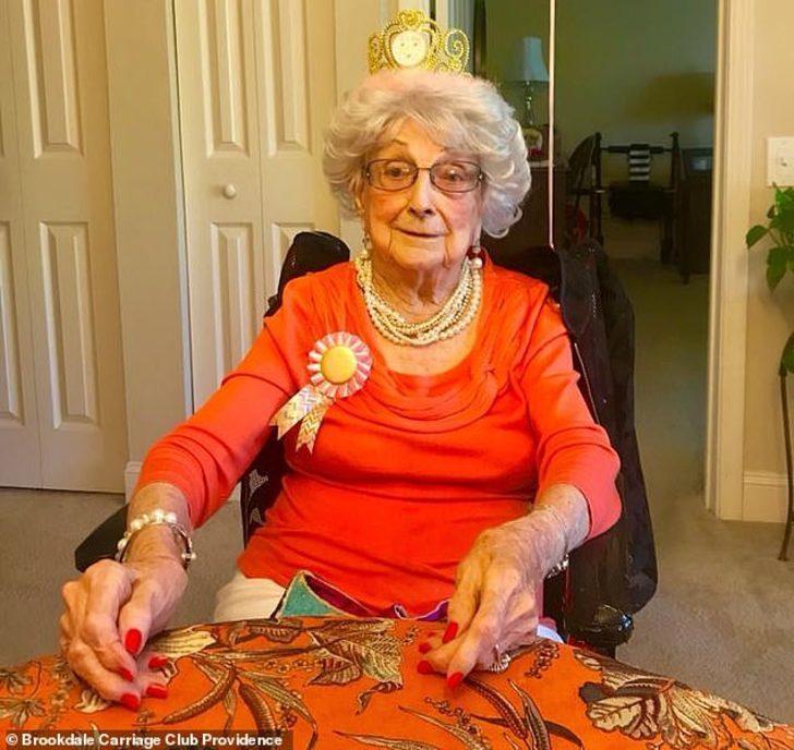 109 yaşındaki kadın sağlığını bakın neye borçlu!