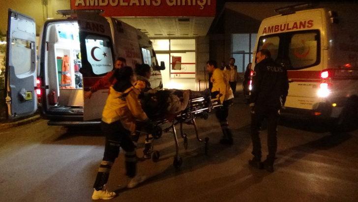 Maltepe'de silahlı kavga: Bir kişi yaralandı