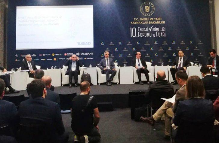 Kartal Belediyesi, 10. Enerji Verimliliği Forumu ve Fuarı'na katıldı
