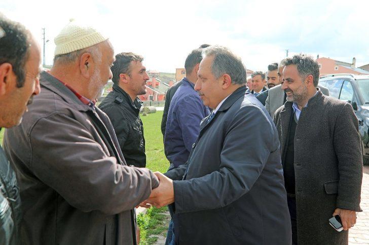 Başkan Yalçın'dan Kuruköprü'ye Müjde