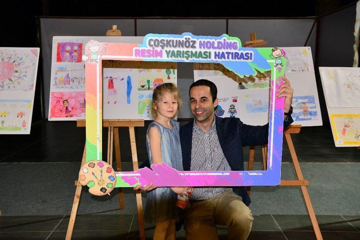 Coşkunöz Holding'den 23 Nisan'a özel resim yarışması