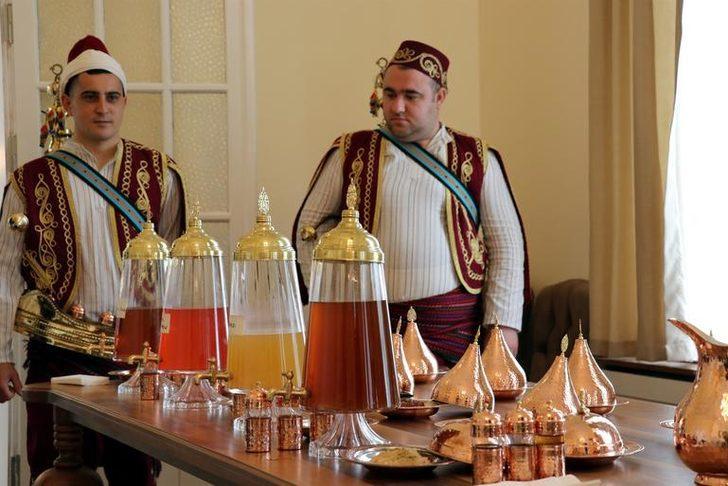 Osmanlı saray mutfağının şerbetleri bu evde gün yüzüne çıkıyor: Şerbet-i Fünun