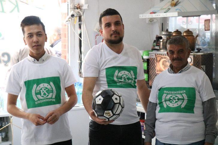 Kırşehir Belediyespor'a şehir desteği