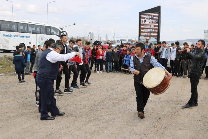 """Taha Akgül: """"Hedefim dünya şampiyonu olmak"""""""
