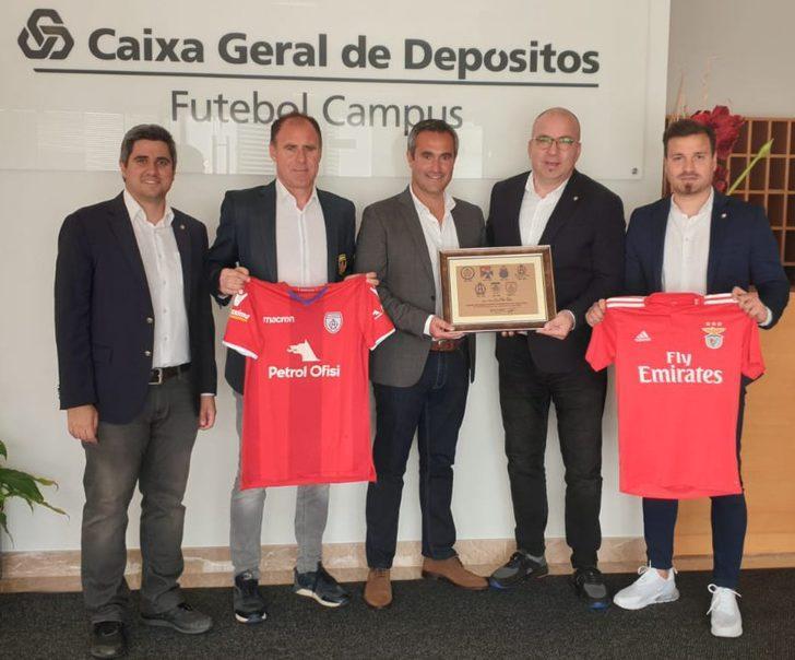 Altınordu'dan Benfica'ya ziyaret