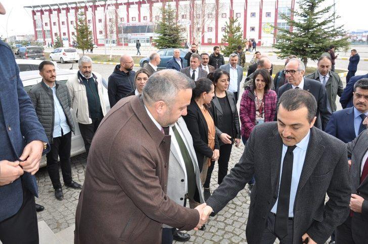 KAÜ'de 2 poliklinik açıldı