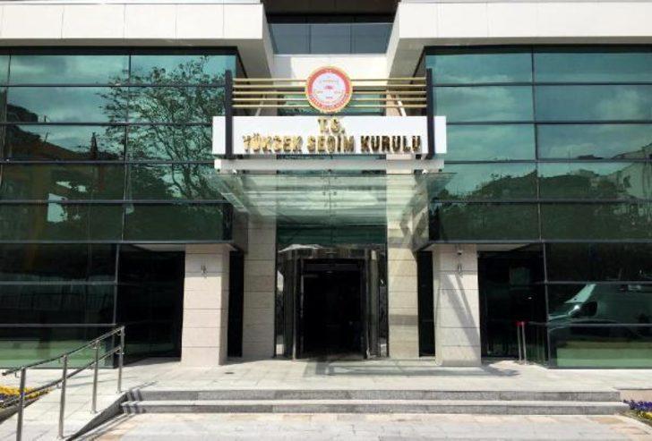 YSK, İstanbul için olağanüstü itirazda ara karar verdi!