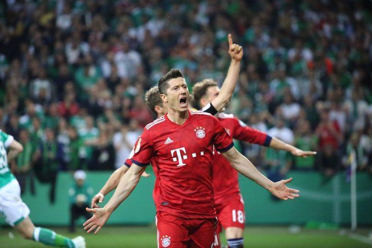 Werder Bremen 2 - 3 Bayern Münih