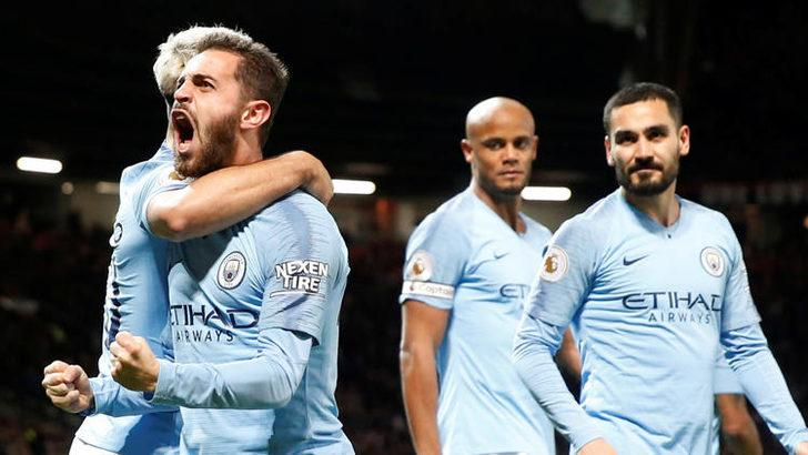 Manchester United 0-2 Manchester City