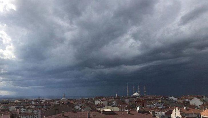 Meteoroloji'den son hava durumu tahmini uyarısı! (Akdeniz üzerinden yeni sistem geliyor)