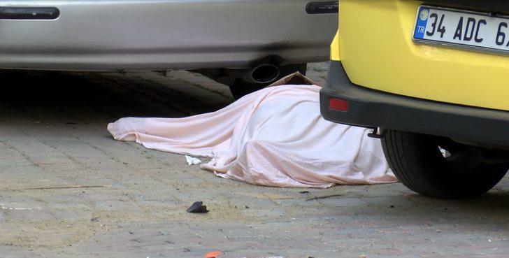 Bağcılar'da 6. kattan düşen kişi hayatını kaybetti