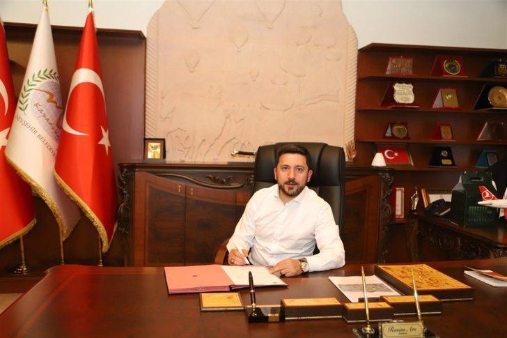"""Nevşehir'e """"Hayvan Kasabası"""" kuruluyor"""