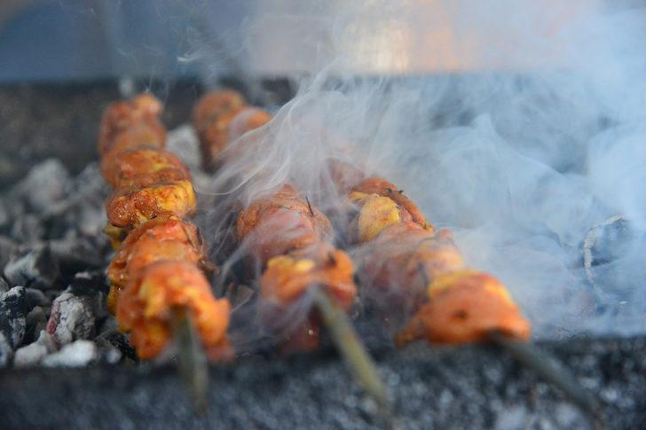 Arjantin soslu tavuk sarma dürüm, yok satıyor