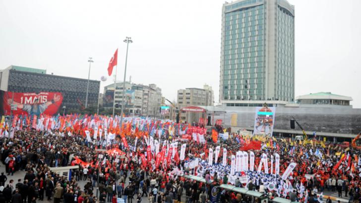 İstanbul Valiliği kararını verdi! 1 Mayıs'ta Taksim yasak