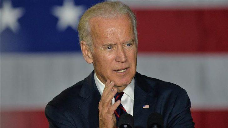 Joe Biden ABD Başkanlık seçimlerinde Trump'a rakip olduğunu açıkladı