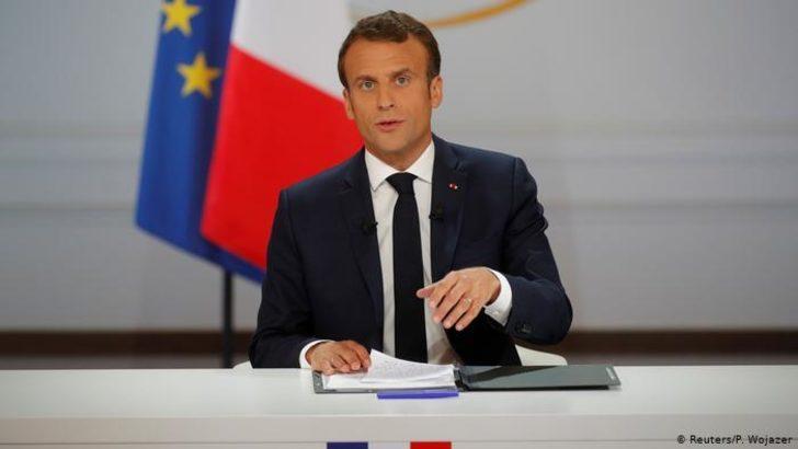 Fransa Cumhurbaşkanı Macron'dan yeni tavizler