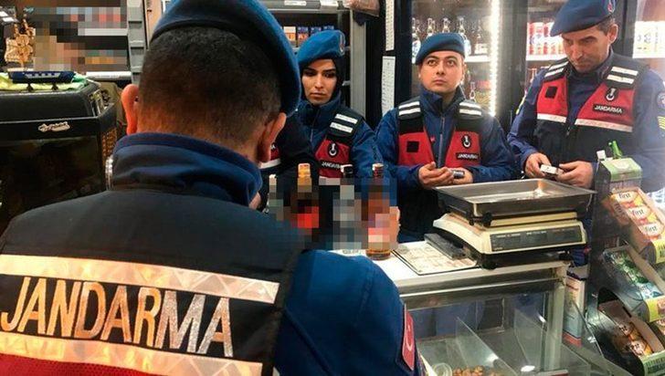Ankara'da suç örgütü operasyonu! Çete çökertildi