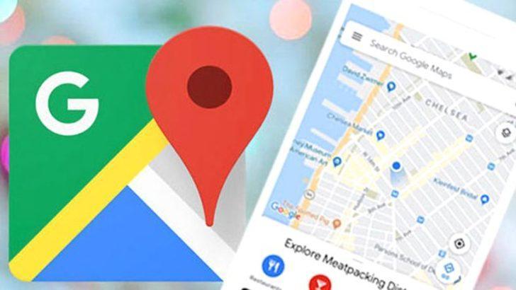 Google Haritalar, elektrikli şarj duraklarını gösterecek