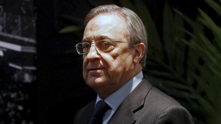 Real Madrid taraftarları isyanda! Başkan Florentino Perez'i istifaya davet ettiler