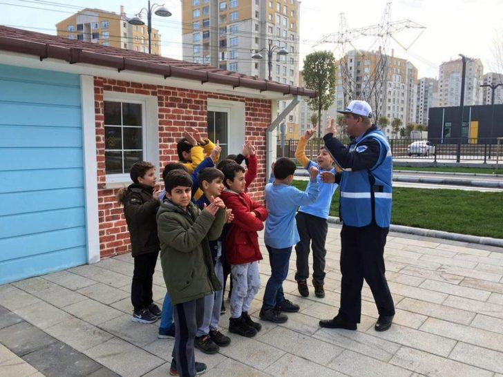 Başakşehir'de Trafik Eğitim Merkezi hizmete açıldı