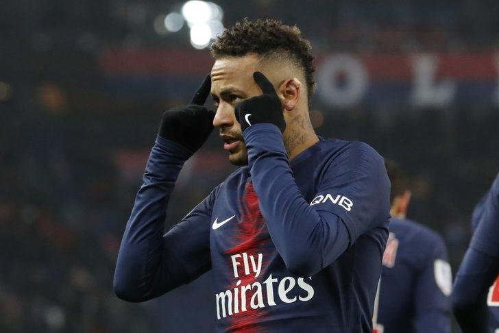 UEFA'dan Neymar'a 3 maç ceza