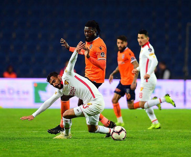 Başakşehir 0 - 2 Göztepe