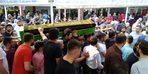 Bursa'da fabrikadaki patlamada ölen işçi toprağa verildi
