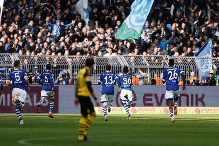 Borussia Dortmund 2 - 4 Schalke 04 (Bundesliga)