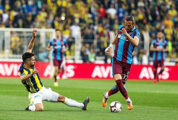 F.Bahçe pes etmedi, Trabzon 90+6'da yıkıldı!