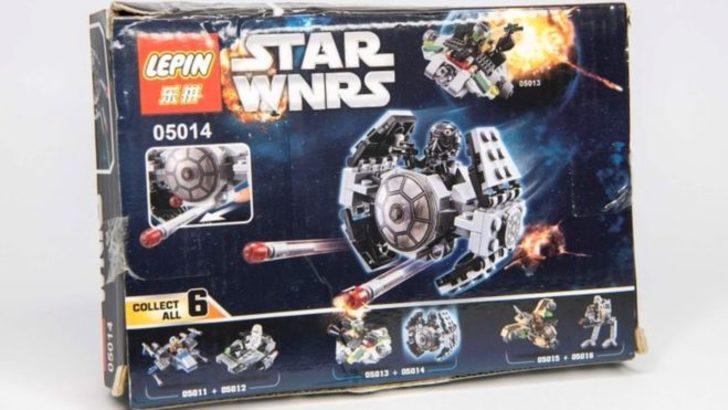 30 milyon dolarlık sahte Lego çetesini çökertildi!