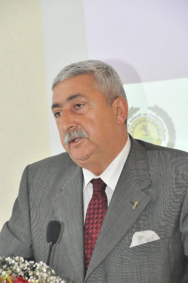 """TESK Genel Başkanı Palandöken: """"Trafikte cezalar kadar teşvik de önemli"""""""