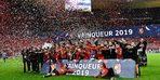Fransa Kupası'nı Rennes kazandı