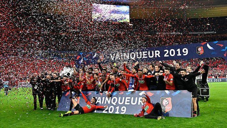 Liglerin iptal edildiği Fransa'da kupa finalleri oynanacak