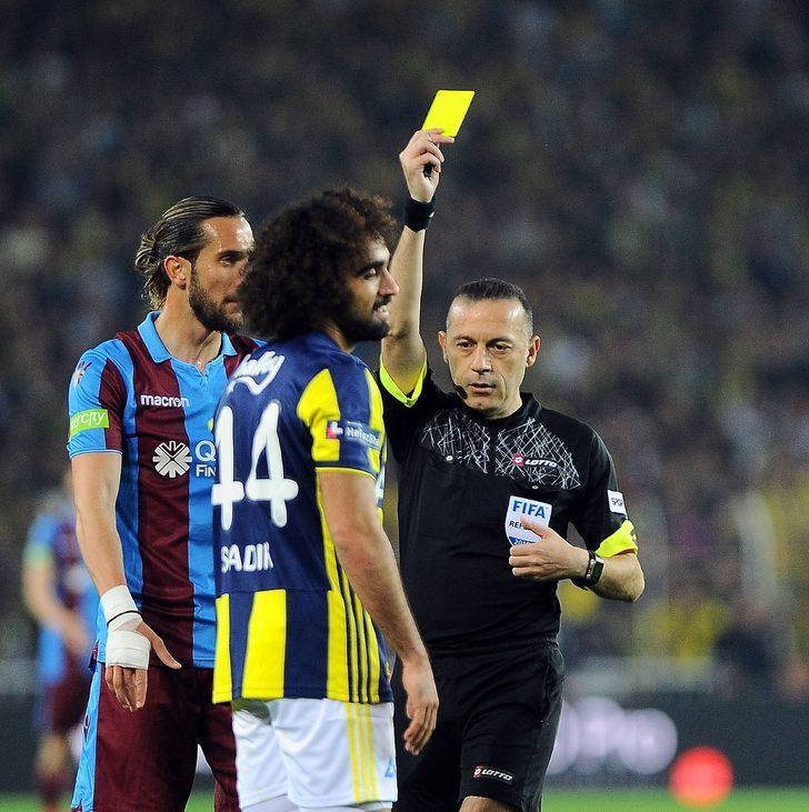 Fenerbahçe'de Sadık Çiftpınar kendini yaktı