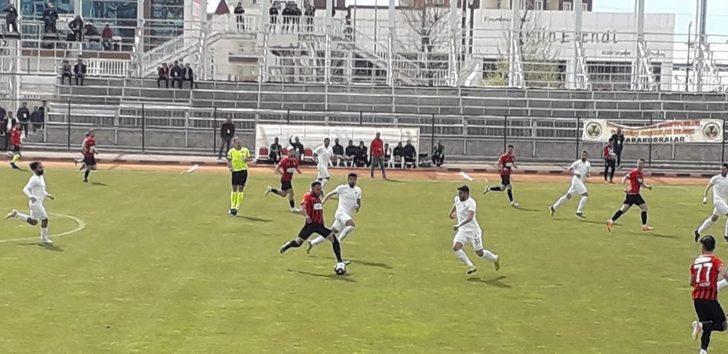 3. Lig: Van Büyükşehir Belediyespor: 3  - Elaziz Belediyespor: 2